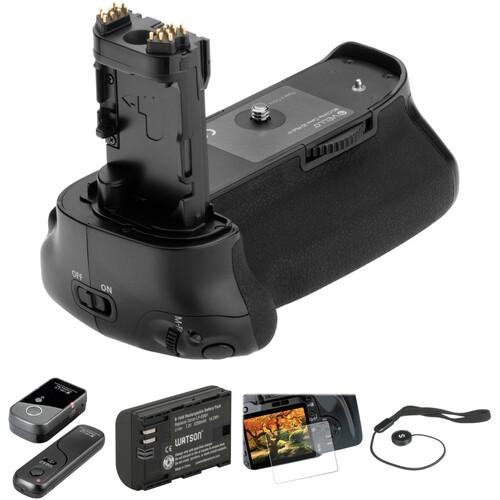 Vello Accessory Kit for Canon EOS 5D Mark IV
