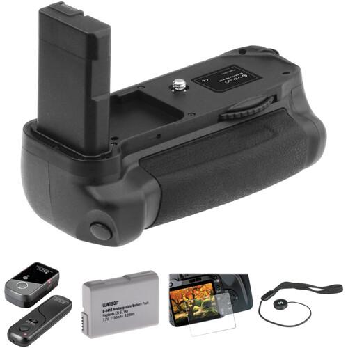 Vello Accessory Kit for Nikon Df DSLR Camera