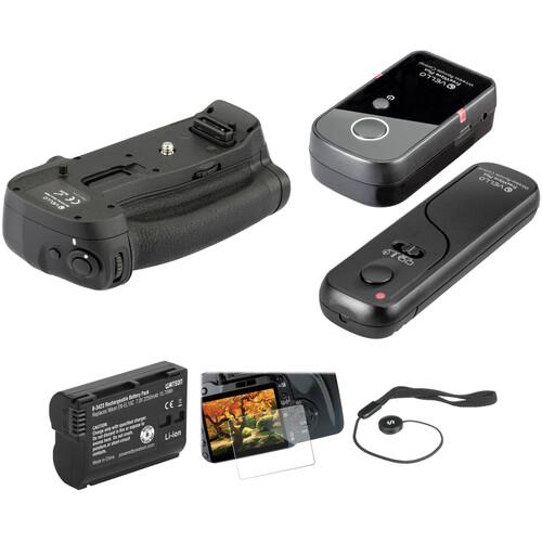 Vello Accessory Kit for Nikon D850