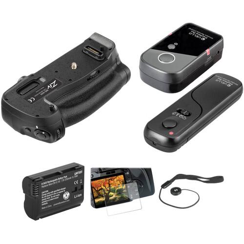 Vello Accessory Kit for Nikon D500