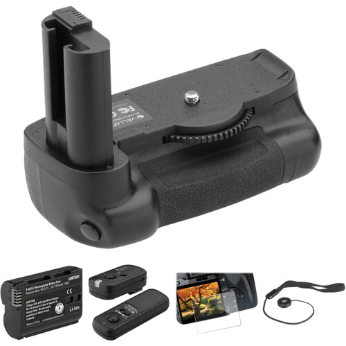 Vello Accessory Kit for Nikon D7500