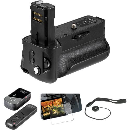 Vello Accessory Kit for Sony Alpha a7 II Mirrorless Digital Camera