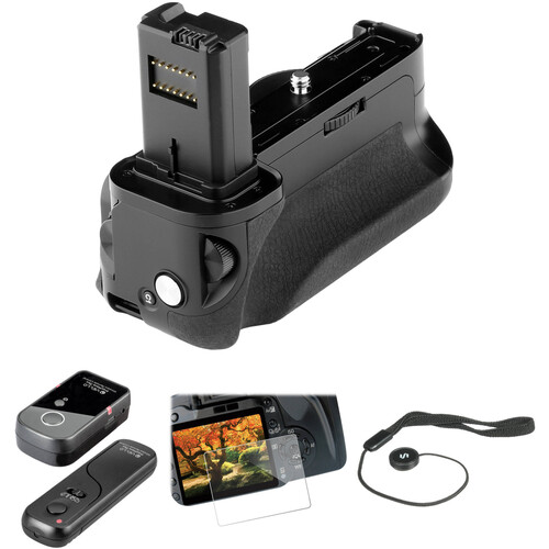 Vello Accessory Kit for Sony Alpha a7, a7R, and a7S Mirrorless Digital Cameras