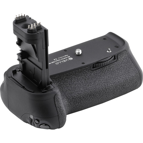 Vello BG-C10 Battery Grip for Canon 70D & 80D DSLR Camera