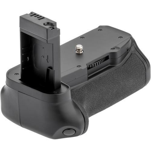 Vello BG-C15 Battery Grip for Canon Rebel T7i and 77D