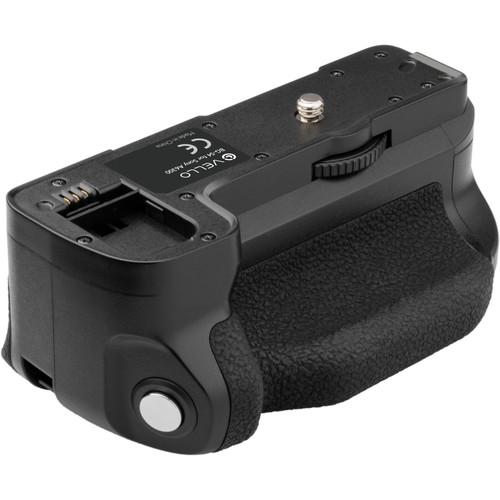 Vello BG-S4 Battery Grip for Sony Alpha a6300 & a6400