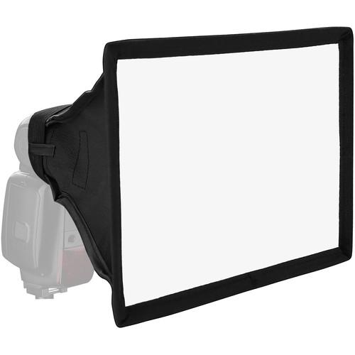 "Vello Softbox for Portable Flash (Medium, 6.25 x 8.5"")"