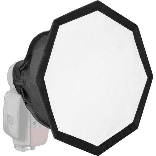 "Vello Octa Softbox for Portable Flash (Medium, 8"")"