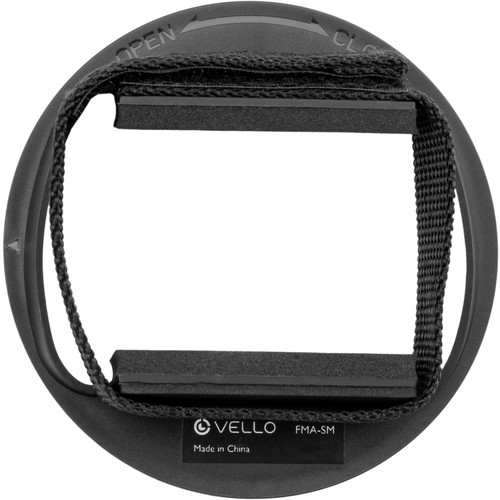 """Vello Flash Multiplier Adapter for Small 1.5 x 3"""" Flashes"""