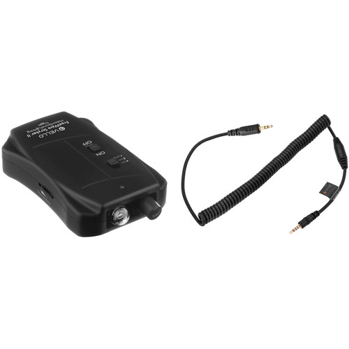 Vello FreeWave Stryker II Motion/Sound/Lightning Trigger Kit for Select Canon/Panasonic Cameras