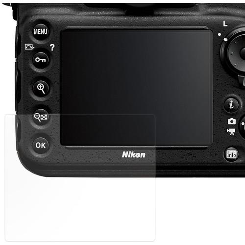 Vello Film Screen Protector for Nikon D800, D800E, D810, D7200, D500, D610, D5, or Df Camera