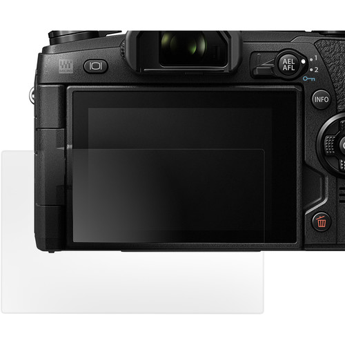 Vello Film Screen Protector for Olympus OM-D E-M1/M1 II/M5 II/M10/M10 II or PEN E-P5 Camera
