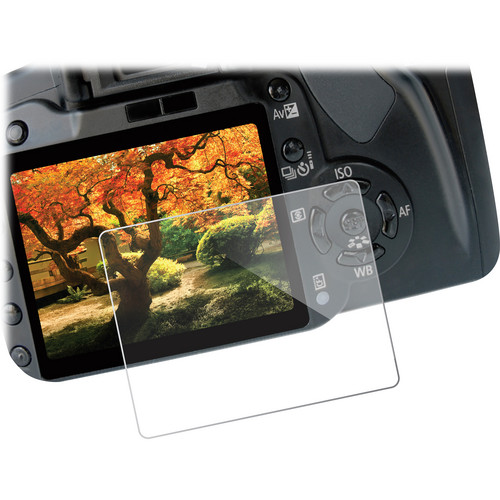 Vello LCD Screen Protector Ultra for Nikon D5100 & D5200 Camera