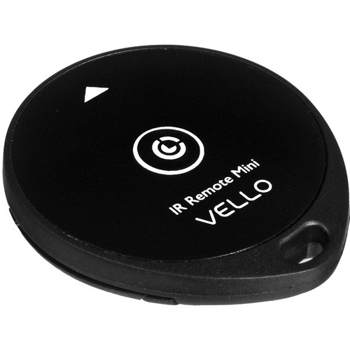 Vello IRM-S IR Remote Mini for Select Sony Cameras