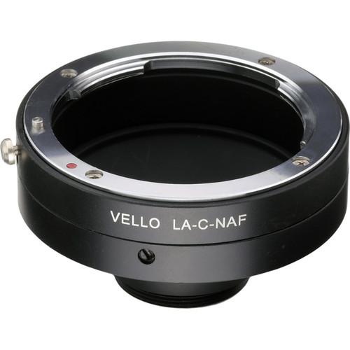 Vello Nikon F Mount AF Lens to C Mount Camera Adapter