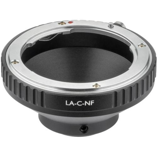 Vello Nikon F to C Mount Lens Adapter
