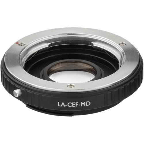 Vello Minolta MD Lens to Canon EF/EF-S-Mount Camera Lens Adapter