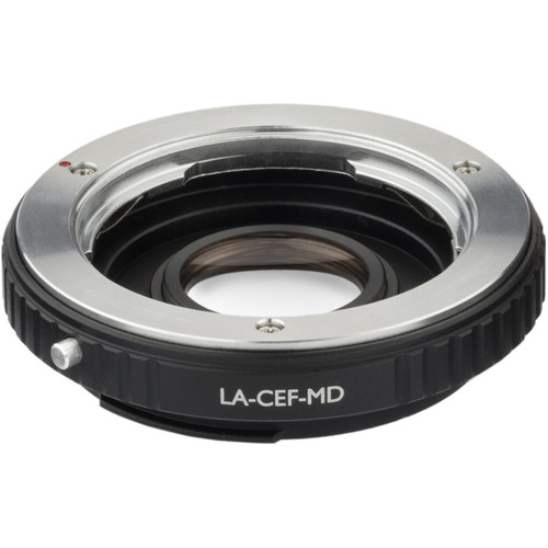 Vello Minolta MD Lens to Canon EF/EF-S-Mount Camera Lens Adapter