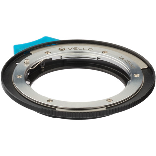 Vello Nikon F-Mount G Lens to Canon EF/EF-S-Mount Camera Lens Adapter with Aperture Control