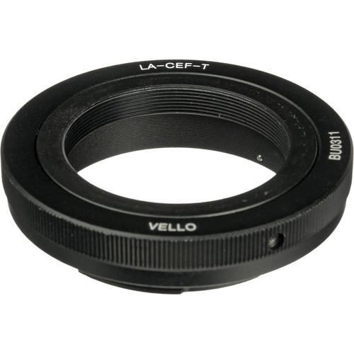 Vello Lens Mount Adapter - T Mount Lens to Canon EOS Camera