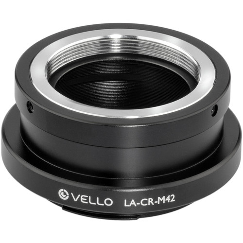 Vello Lens Mount Adapter for M42-Mount Lens to Canon RF-Mount Camera
