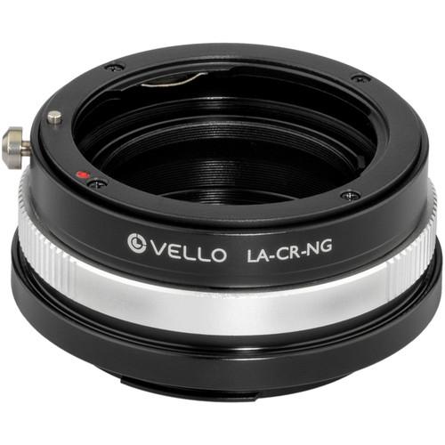 Vello Lens Mount Adapter for Nikon F-Mount, G-Type Lens to Canon RF-Mount Camera