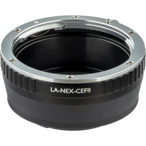 Vello Canon EF/EF-S Lens to Sony E-Mount Camera Lens Adapter