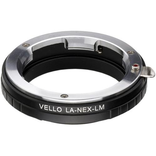 Vello Leica M Lens to Sony E-Mount Camera Lens Adapter