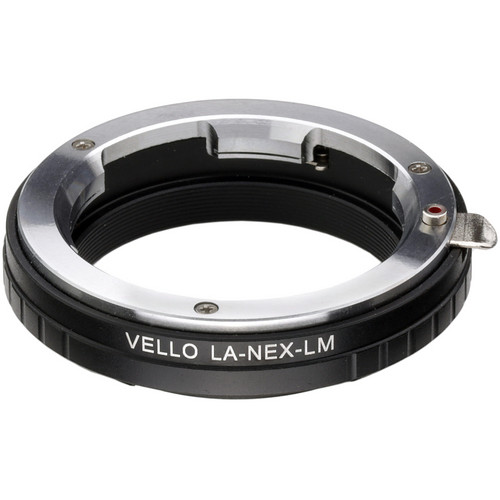 Vello Leica M Lens to Sony E-Mount Camera Lens Adapter