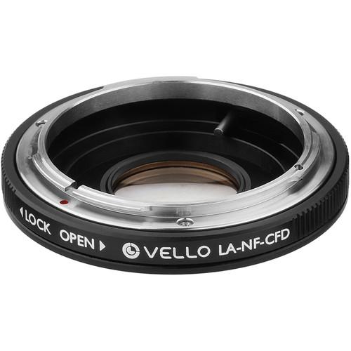 Vello Canon FD Lens to Nikon F-Mount Camera Lens Adapter