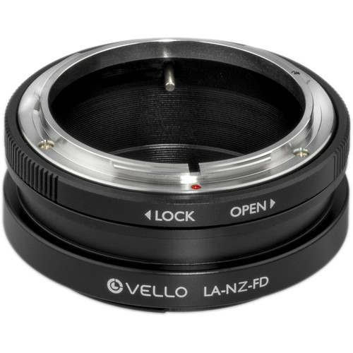Vello Lens Mount Adapter for Canon FD-Mount Lens to Nikon Z-Mount Camera