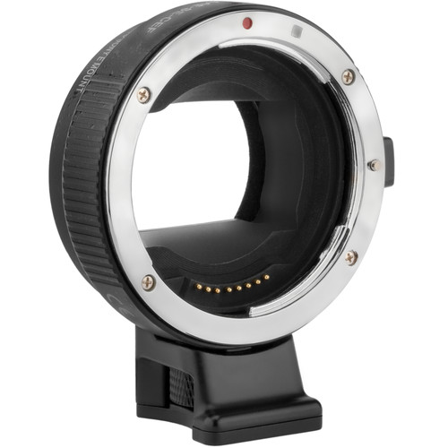 Vello Canon EF/EF-S Lens to Sony E-Mount Camera Auto Lens Adapter