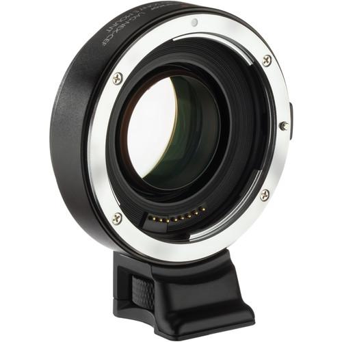 Vello Canon EF Lens to Sony E-Mount Camera