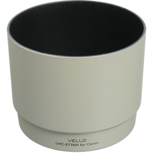 Vello ET-74W Dedicated Lens Hood (White)