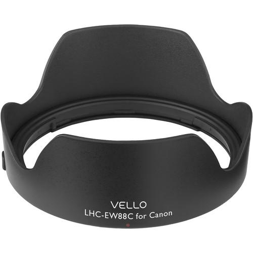 Vello EW-88C Dedicated Lens Hood with Metal Lock