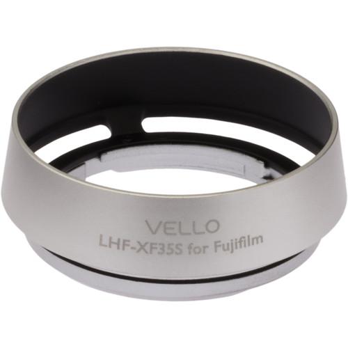 Vello LHF-XF35S Dedicated Lens Hood (Silver)