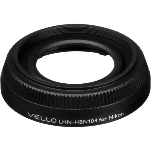 Vello HB-N104 Dedicated Lens Hood (40.5mm Screw-On)