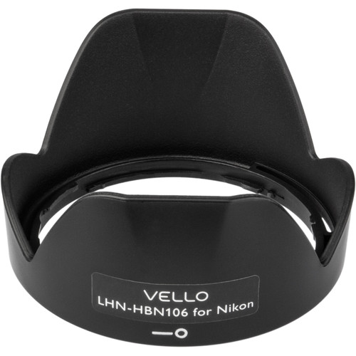 Vello HB-N106 Dedicated Lens Hood