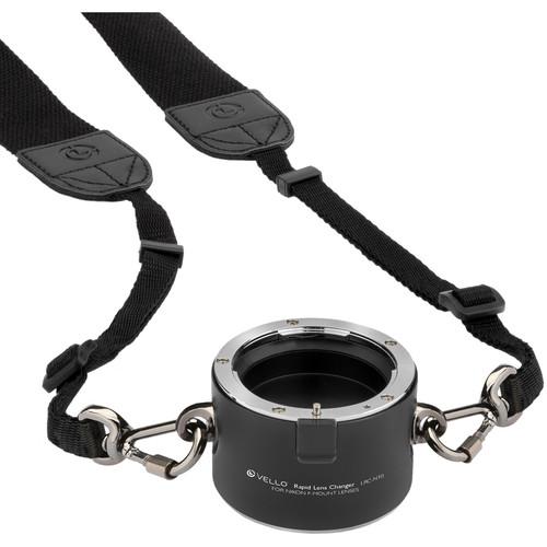 Vello Rapid Lens Changer for Nikon F