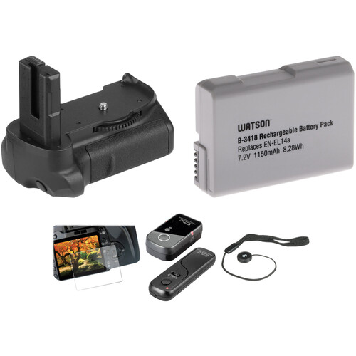 Vello Nikon D5300 Accessory Kit