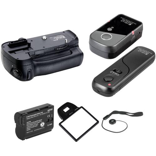 Vello Nikon D600 & D610 Accessory Kit