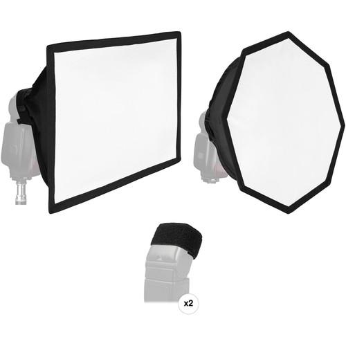 Vello OctaSoft Kit for Portable Flash (Large)