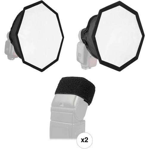 Vello Octa Softbox Kit for Portable Flash
