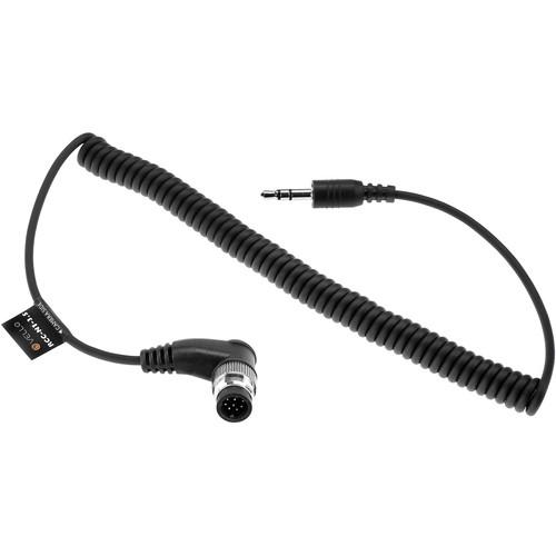 Vello 3.5mm Remote Shutter Release Cable for Nikon 10-Pin Cameras