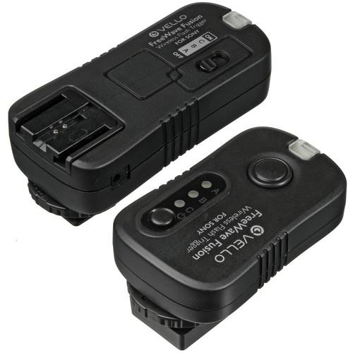 Vello FreeWave Fusion Wireless Flash Trigger & Remote Control for Sony/Minolta SLR