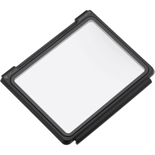 Vello Snap-On Glass LCD Screen Protector for Nikon D750