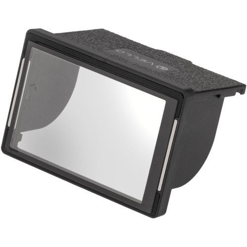 Vello Umbra Screen Protector with LCD Shade for Canon EOS 6D Mark II