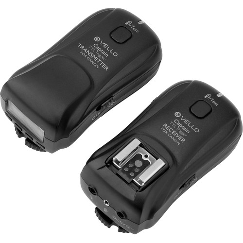 Vello FreeWave Captain Wireless TTL Triggering System for Canon E-TTL SLRs
