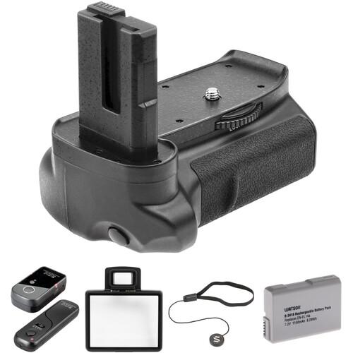 Vello Accessory Kit for Nikon D3100 DSLR Camera
