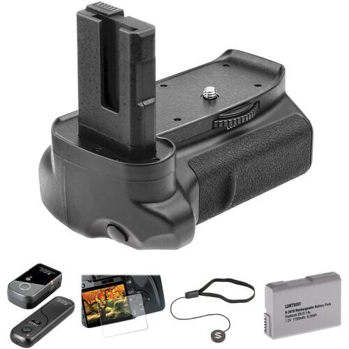 Vello Accessory Kit for Nikon D3200 DSLR Camera